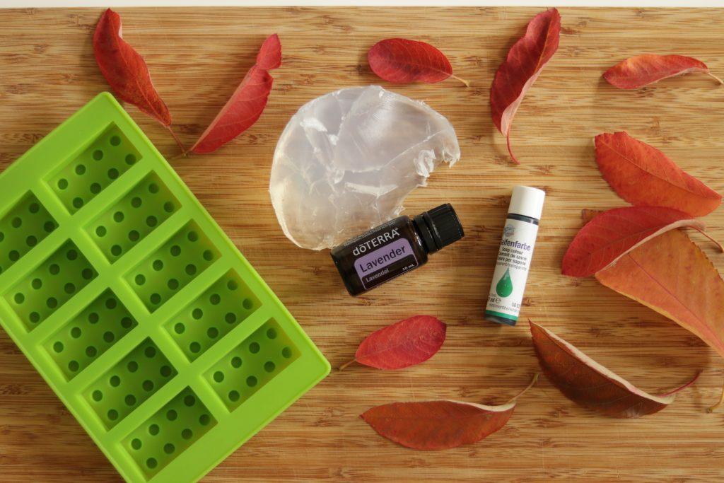 Duftseife mit ätherischen Ölen selber machen 1